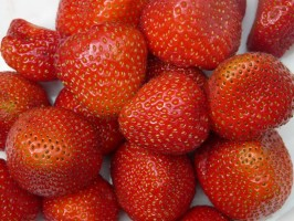 strawberries super food