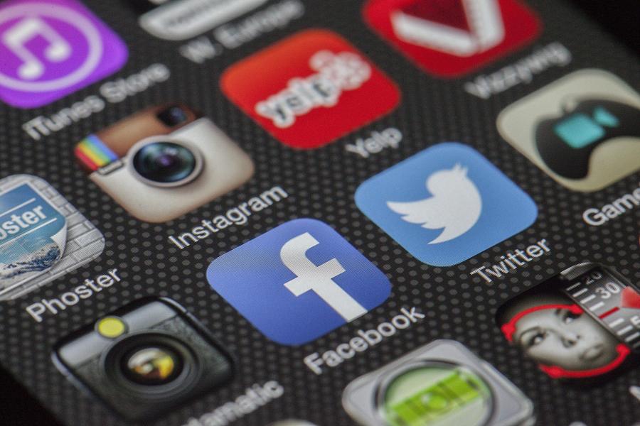 personal training social media